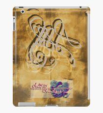 old paper  iPad Case/Skin