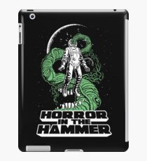Horror In The Hammer iPad Case/Skin