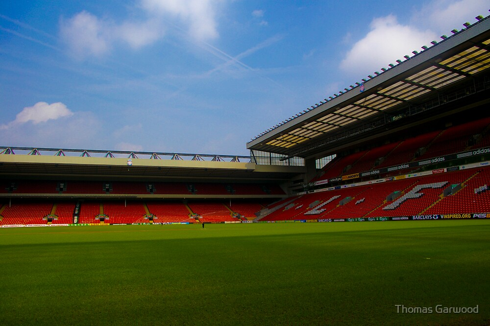 Anfield by Thomas Garwood