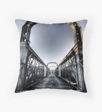 Como Bridge 2 Throw Pillow