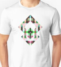 the grid Unisex T-Shirt