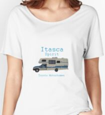 Toyota Itasca Spirit Motorhome  Women's Relaxed Fit T-Shirt