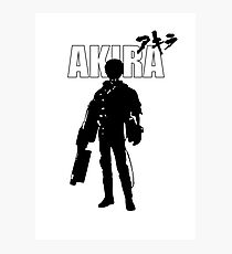 Akira Kaneda Photographic Print