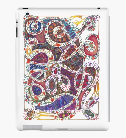 Our Father (The Lord's Prayer) iPad Case/Skin