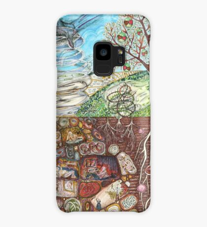 Parable of the Sower Case/Skin for Samsung Galaxy