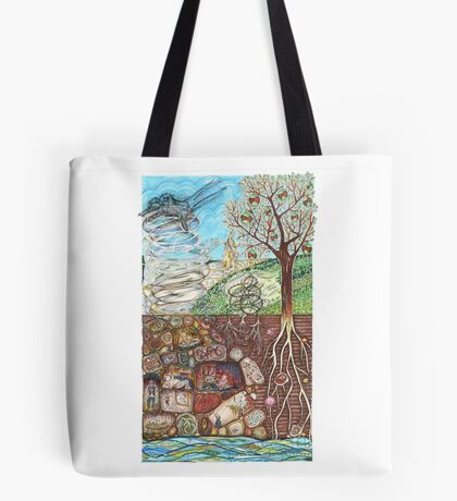 Parable of the Sower Tote Bag