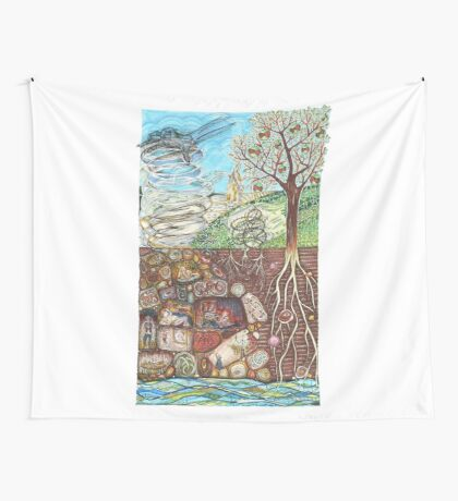 Parable of the Sower Wall Tapestry