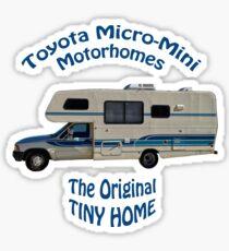 Toyota Motorhome The Original Tiny Home Sticker