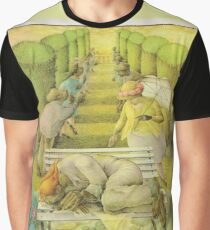 Genesis - Selling England by the Pound Graphic T-Shirt