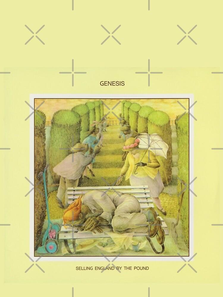 Genesis - England durch das Pfund verkaufen von harj