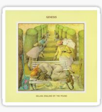 Genesis - Selling England by the Pound Sticker