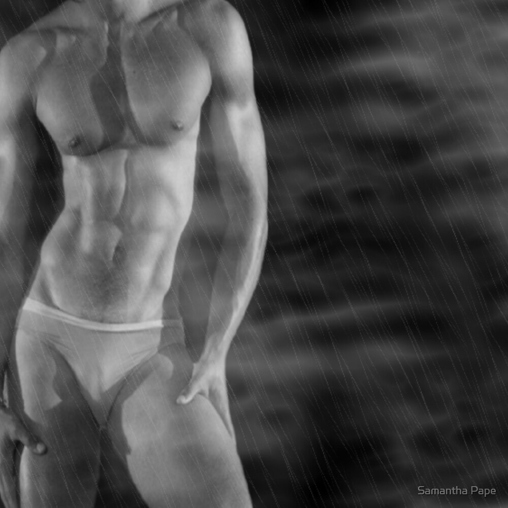 Masculine In The Mist by Samantha Pape