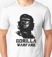 Gorilla or Guerrilla warfare? Che Guevara Planet of the Apes Unisex T-Shirt