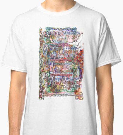 Peace and Strength Classic T-Shirt