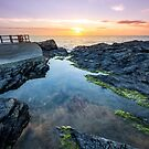 Portmarnock Beach, Ireland by Alessio Michelini