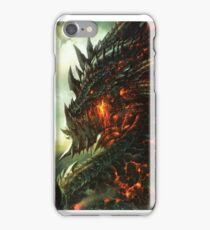 Aile de Mort  iPhone Case/Skin