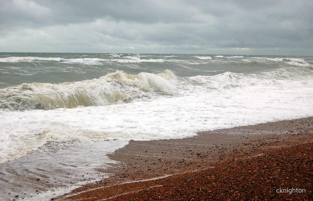 Summer on Brighton Beach by cknighton