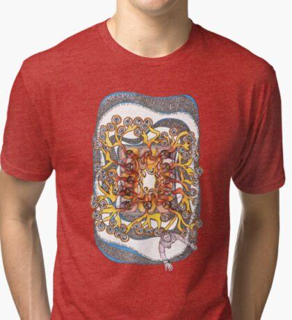 Pentecost Tri-blend T-Shirt