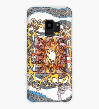 Pentecost Case/Skin for Samsung Galaxy