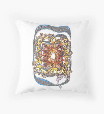 Pentecost Throw Pillow