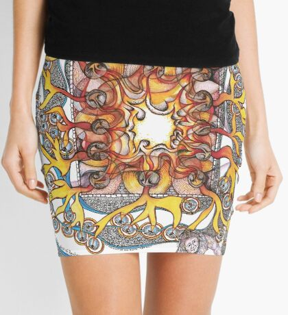 Pentecost Mini Skirt