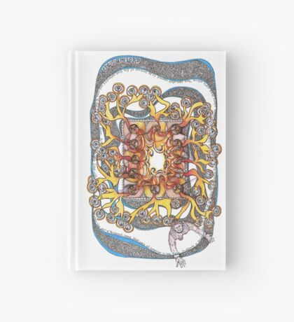Pentecost Hardcover Journal