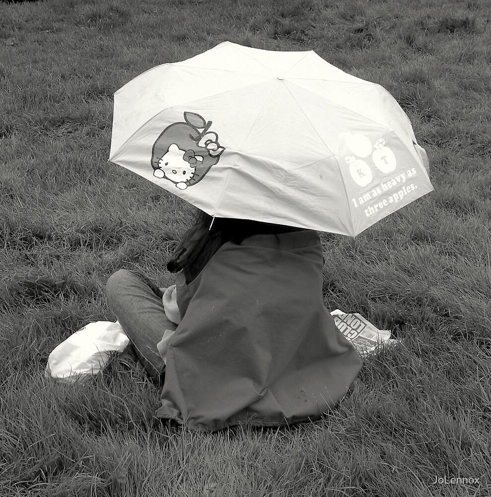 Ready For Rain by JoLennox