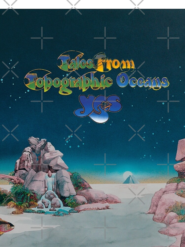 Yes - Tales from Topographic Oceans Logo by harj