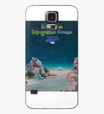 Yes - Tales from Topographic Oceans Logo Case/Skin for Samsung Galaxy