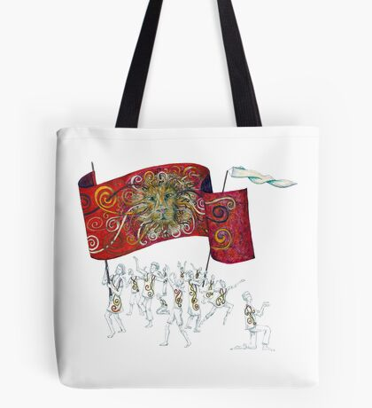 People of the Lion Tote Bag