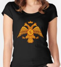 Byzantine Women's Fitted Scoop T-Shirt