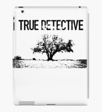 True detective tree iPad Case/Skin