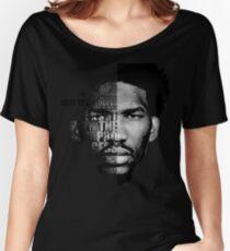 Joel Embiid Women's Relaxed Fit T-Shirt