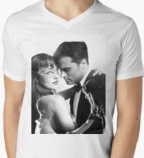 Fifty Shades Darker Men's V-Neck T-Shirt