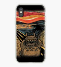 Munch's Neighbor iPhone Case