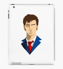 Doctor Who David Tennant 10 iPad Case/Skin