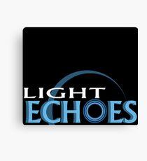 Light Echoes Canvas Print