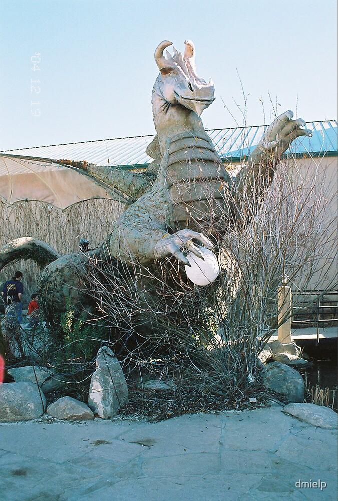 Dragons Lair by dmielp