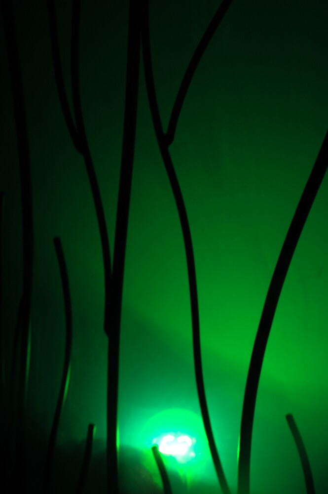 green glow by kathie