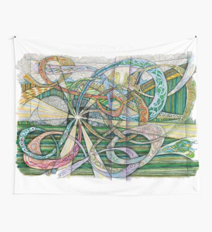 Resurrection Wall Tapestry