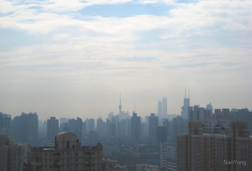 Morning, Shanghai! by NanYang