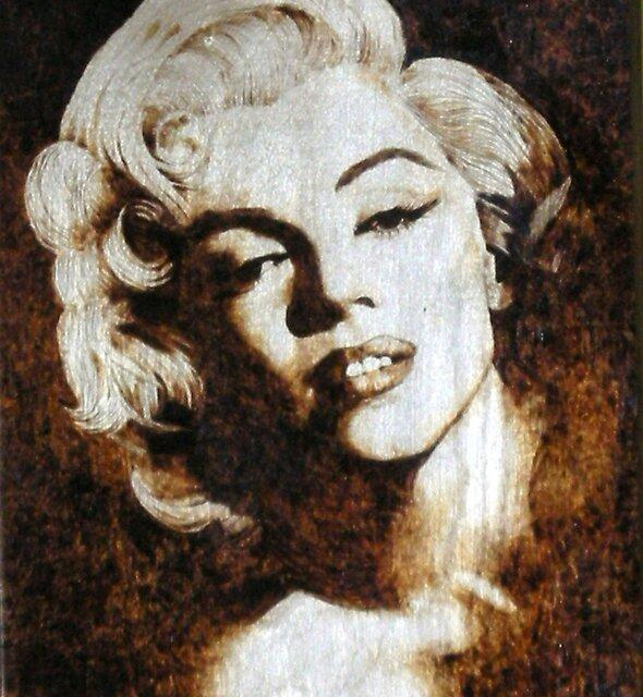 Blonde Bombshell by burntmemories