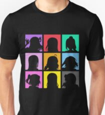 Aqours Portraits (Love Live! Sunshine!!) Unisex T-Shirt