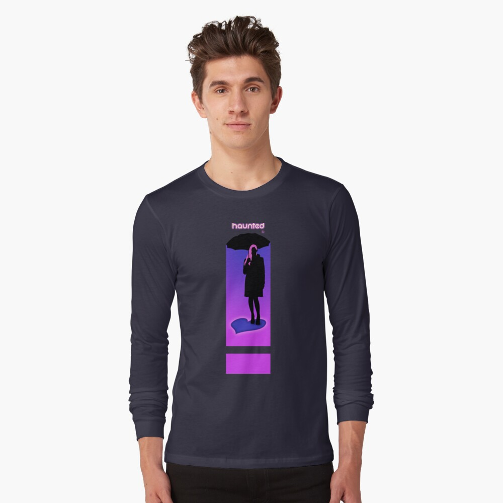 Haunted by love Long Sleeve T-Shirt