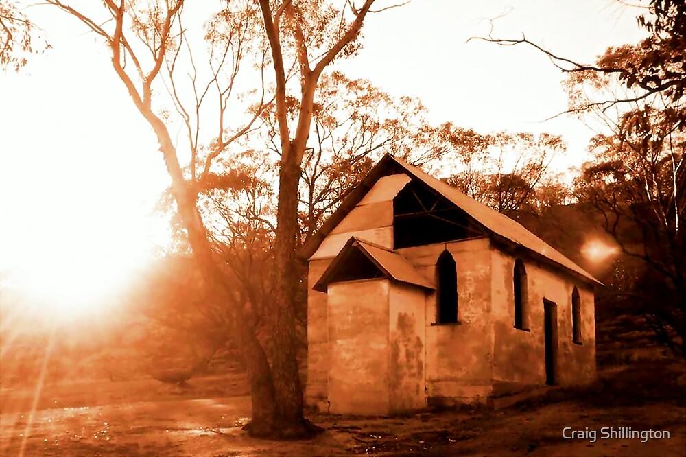 Let us Pray II by Craig Shillington