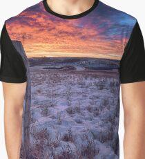 Winter Views Graphic T-Shirt