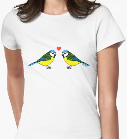 Bluetits in Love T-Shirt