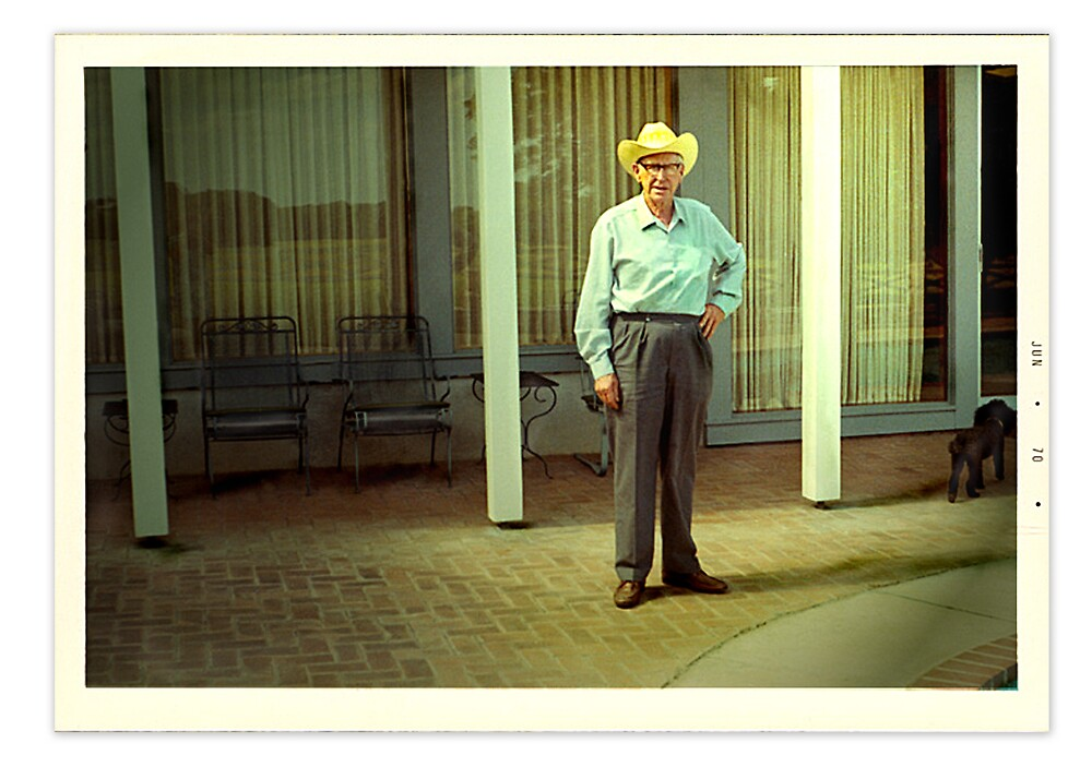 My Gramp. by Melinda Kerr