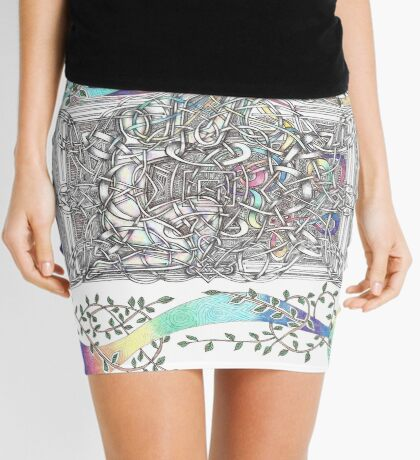 The Box Mini Skirt