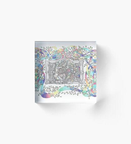 The Box Acrylic Block